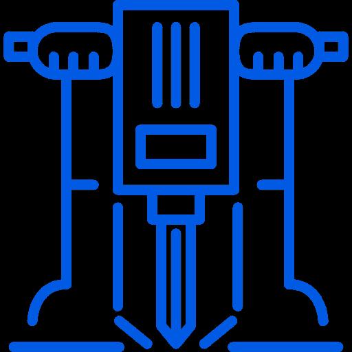 roboty ziemne ikona